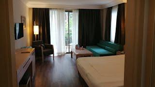 Отдых в Турции 2020 Лучший отель для отдыха Семейный отель BELLIS DELUXE 5 Обзор номера