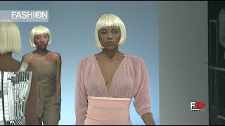ESSIE Fall 2020 SAFW - Fashion Channel