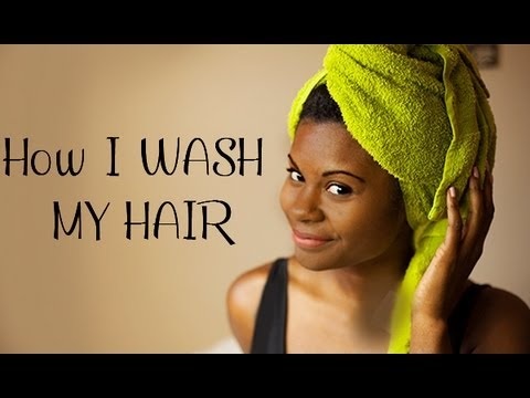 HOW I WASH MY HAIR | Relaxed, Texlaxed