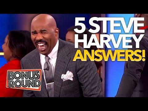 STEVE HARVEY IS