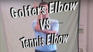 Insight - Golfer's Elbow Vs Tennis Elbow