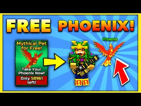 FREE MYTHICAL PET! | Pixel Gun 3D - New Update 11.3.0 [Review]