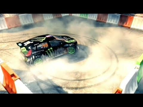 DiRT 3 - First Look: DC Compound Gymkhana In-Game Trailer | HD