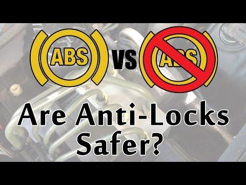 ABS vs. No ABS - Are Antilock Brakes keeping you safe?