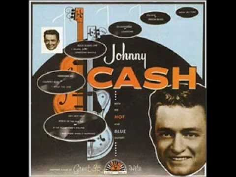 Johnny Cash - I Heard That Lonesome Whistle