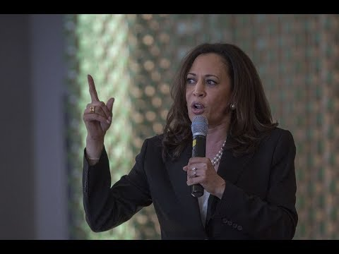 Sen Kamala Harris Comes Out For Medicare For All