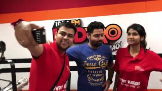 RJ Sudarshan Demonstrates The Power Of 'Now' On Radio