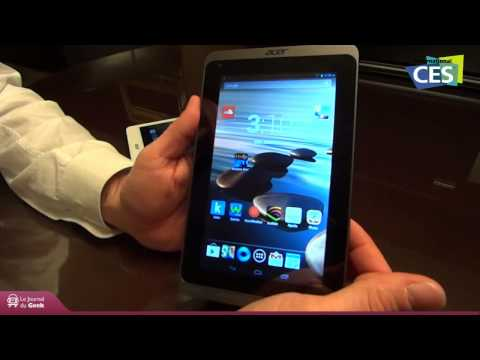 CES 2014 : Acer Iconia B1 (2014)
