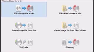 Imgburn Tutorial: Burn a Windows ISO To a DVD R/DVD RW
