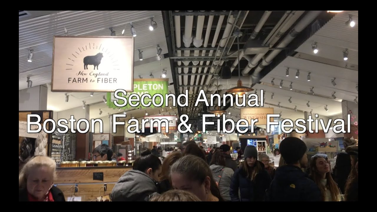 2019 Boston Farm & Fiber Festival