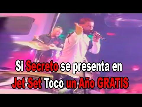 Don Miguelo pide al dueño de Jet Set que lleve a Secreto a su Discoteca