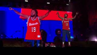 6 - Grown Simba & Back To The Topic (Freestyle) - J. Cole (FULL HD SET @ Dreamville Festival '19 NC)