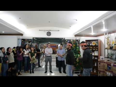 Aliw Broadcasting Corporation Christmas Presentation - Finance & Admin