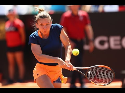 2017 Internazionali BNL d'Italia Second Round | Simona Halep vs Laura Siegemund | WTA Highlights
