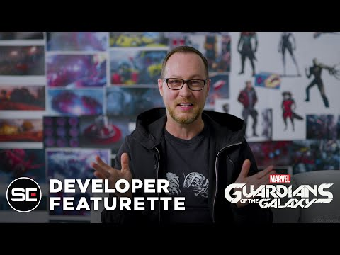 Marvel's Guardians of the Galaxy   Deep Dive