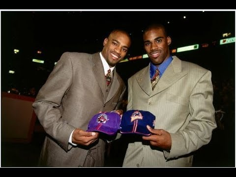 Full First Round of the 1998 NBA Draft | Vince Carter, Dirk Nowitzki, Paul Pierce and More!