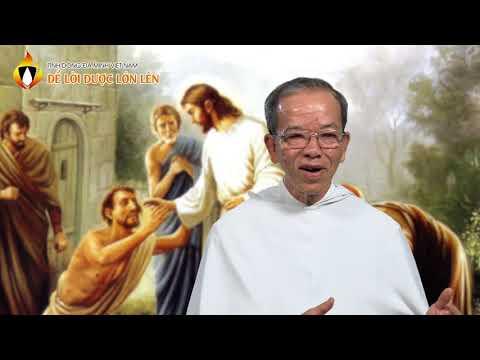 """""""Để Lời Được Lớn Lên"""": Chúa Nhật VI TN B . Lm. Fx. Nguyễn Văn Nhứt, OP."""
