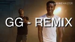 GG Remix - NBA YoungBoy ft A Boogie with a hoodie subtitulado al español/castellano letra en español