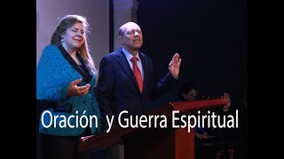Oracion Intercesion y Guerra