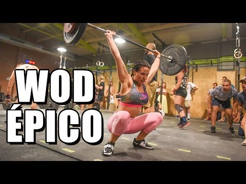 Save Epic WOD en Crossfit Les Corts Screenshots