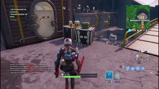 ON THE GAME TO FORTNITE - SHOPP PASS BATAGLIA WITH Demon477 #1 épisode