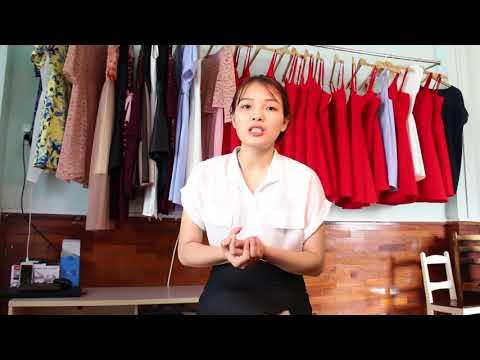 Váy Chữ A Cho Người Mập || Thời Trang Cho Người Mập - Yes Moon