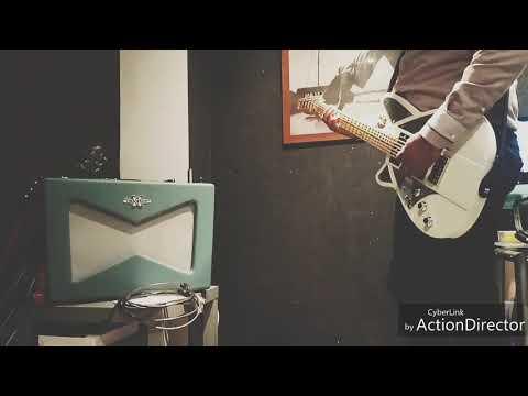 Test Electro Harmonix Glove Overdrive Pearl Jam cover Getaway