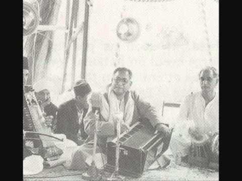 Bhairavi Thumri- Raske Bhare Tore Nain by Ustad Barkat Ali Khan