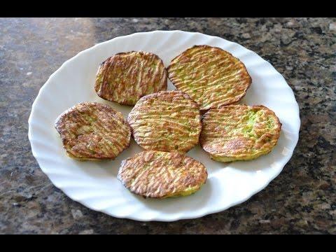 оладьи из кабачков с рецепт пошагово в духовке