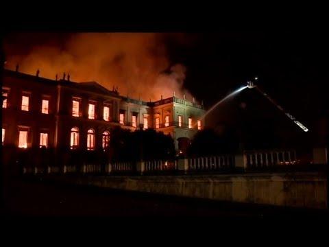 Deputados cobram respostas sobre incêndio no Museu Nacional – 03/09/18