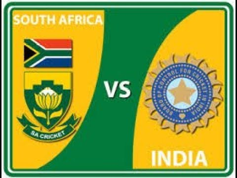 South Africa vs India, 3rd Test Match, Johannesburg, 24th JAN 2018