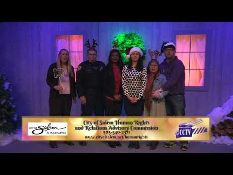 Holiday Greetings 2017   City of Salem Human Rights and Relations Advisory Commission