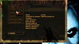 Como trocar a arma do seu counter-strike 1.6