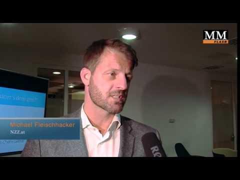"""Nzz.at-Geschäftsmodell: """"Wir bieten den Eintritt in einen Club"""" - VIDEO"""