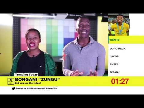NewsISH   Have you seen THAT Bongani Zungu video???