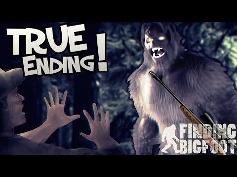 TRUE ENDING & JUMPSCARES | Finding Bigfoot #3 [National Park END] Horror Game