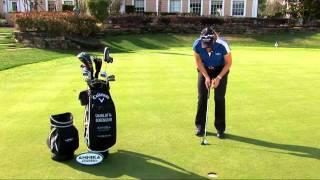 Video Golf Tips from Charlotta Sorenstam and The ANNIKA Academy - Prayer Grip