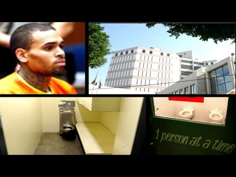 An Inside Look At Chris Brown's Jail Stay