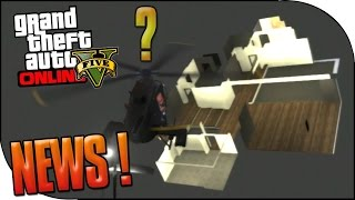 Wallbreach / Appartement de luxe sous la map ! - GTA 5 Online