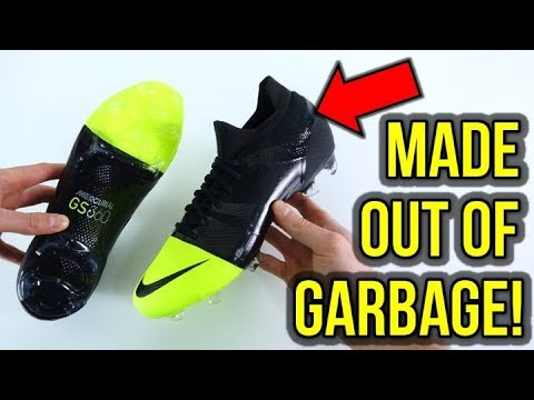 3e8071adc9f  175 FOR FOOTBALL BOOTS MADE OUT OF GARBAGE  - NIKE MERCURIAL GS360 ...