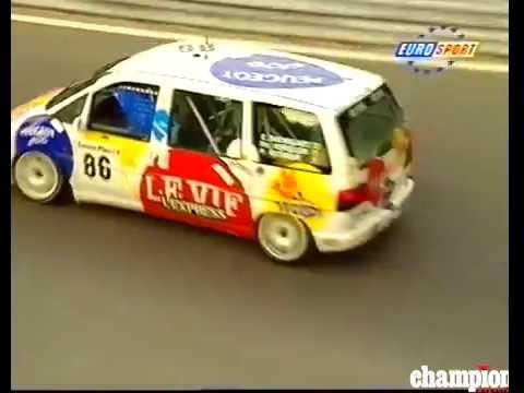 24 Heures de Spa - Peugeot 806 - Course - Race - 1995