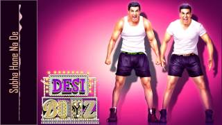 DJ Zedi - Subha Hone Na De | Desi Boyz | Akshay Kumar, John Abraham