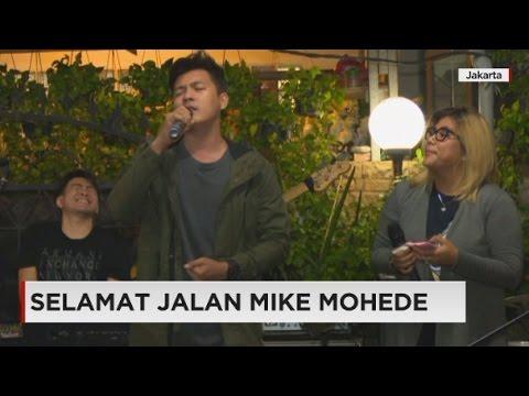 'Last Melody for Mike' untuk Mike Mohede dari Sahabat