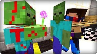 Ловушка для зомби [ЧАСТЬ 23] Зомби апокалипсис в майнкрафт! - (Minecraft - Сериал)