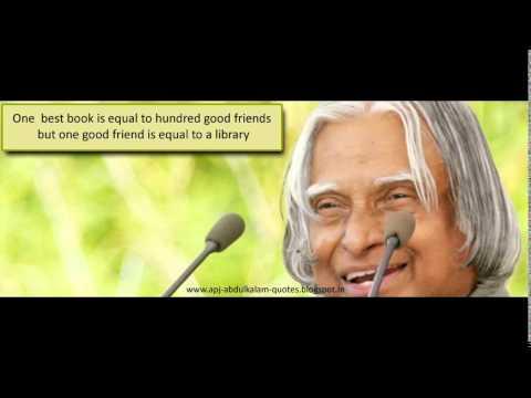 APJ Abdul Kalam Azad Inspirational Speeches(Must watch)