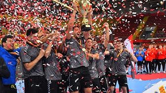 Final: Egypt vs Germany - 2019 Men's Youth (U19) World Championship