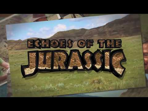Echoes of the Jurassic Trailer 1