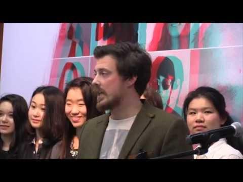 YCIS Shanghai's Art and Design Show