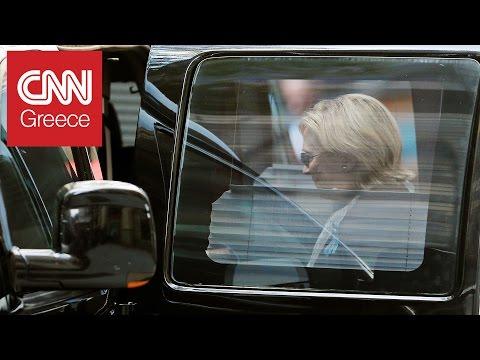 Η Χίλαρι Κλίντον μιλά στο CNN για την κατάσταση της υγείας της