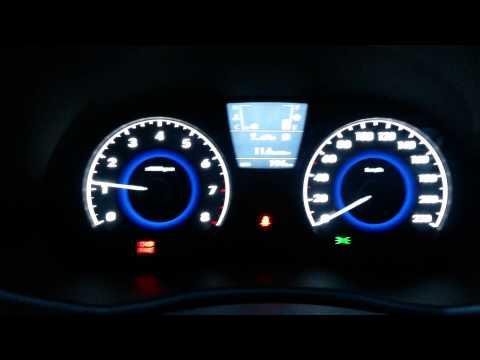 Hyundai Solaris Комфорт Престиж интерьер и бортовик